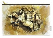 Rome Chariot  Carry-all Pouch