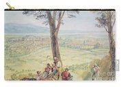 Rome From Monte Mario Carry-all Pouch