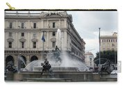 Rome Italy Fountain  Carry-all Pouch