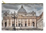 Rome Italy St. Peter's Basilica Carry-all Pouch