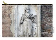 Rome Italy Statue Carry-all Pouch
