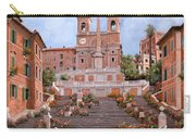 Rome-piazza Di Spagna Carry-all Pouch