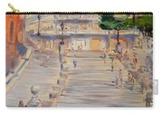 Rome Piazza Di Spagna Carry-all Pouch