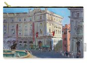 Rome Piazza Republica Carry-all Pouch