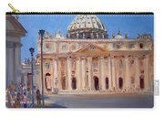 Rome Piazza San Pietro Carry-all Pouch