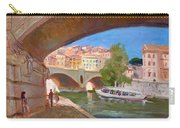 Rome Ponte Vittoria Emanuele Carry-all Pouch