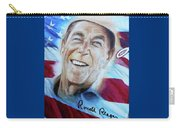 Ronald Reagan 2 Carry-all Pouch