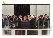 Ronald Reagan Inauguration - 1981 Carry-all Pouch