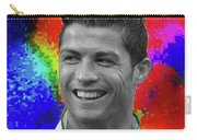 Ronaldo Portugal By Nixo Carry-all Pouch