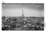 Roof Of Paris. France Carry-all Pouch