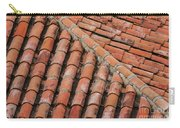Roof Tiles And Mortar  Carry-all Pouch
