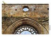 Roofless Church Abbazia Di San Galgano Carry-all Pouch