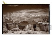 Rooflines Bodie Ghost Town Carry-all Pouch