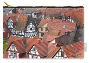 Roofs Of Bad Sooden-allendorf Carry-all Pouch