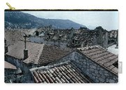 Roofs Of Dubrovnik Carry-all Pouch