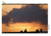 Rooftop Sunset Carry-all Pouch