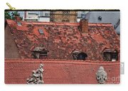 Rooftops Of Bamberg II Carry-all Pouch