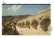 Rooftops Of Dubrovnik  Carry-all Pouch