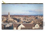 Rooftops Of Elgin Carry-all Pouch