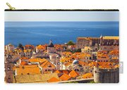 Rooftops Of Old Town Dubrovnik Carry-all Pouch