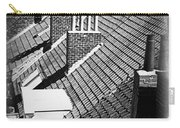 Rooftops Of Belgium Gothic Style Carry-all Pouch