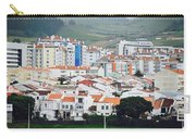 Rooftops Of Ponta Delgada Carry-all Pouch