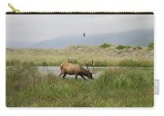 Roosevelt Elk 1 Carry-all Pouch