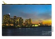 Roosevelt Island 1 New York Carry-all Pouch