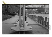 Roosevelt Island  Bench I I Carry-all Pouch
