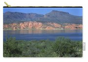 Roosevelt Lake - Panoramic Carry-all Pouch
