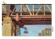 Roosevelt Tram Underneath The 59 St Bridge Carry-all Pouch