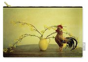 Rooster At Sunrise Carry-all Pouch