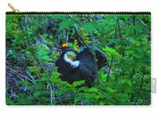 Rooster Grouse Posing Carry-all Pouch