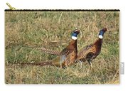 Rooster Pheasants Carry-all Pouch