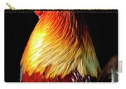 Rooster Portrait Carry-all Pouch
