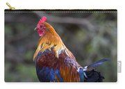 Rooster Rooster Carry-all Pouch by Mike  Dawson