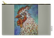 Rooster Visit Carry-all Pouch