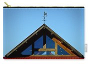 Rooster Weather Vane Carry-all Pouch