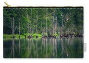 Roosting Egrets Carry-all Pouch