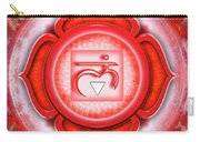 Root Chakra - Series 5 Carry-all Pouch