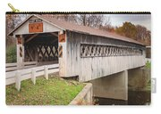 Root Rd Covered Bridge  Carry-all Pouch