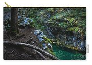 Rooted In Emerald  Carry-all Pouch