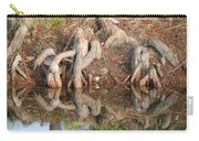 Rooted Reflections Carry-all Pouch