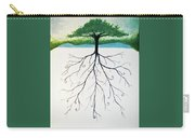 Roots Of A Tree Carry-all Pouch