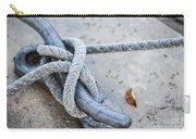Rope On Cleat Carry-all Pouch