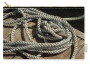 Rope On The Dock Carry-all Pouch