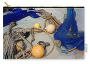 Ropes Nets And Bouys Carry-all Pouch