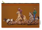 Ropin Pardners Carry-all Pouch