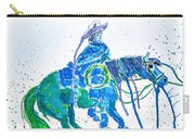 Roping Horse Carry-all Pouch