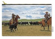 Roping In The Branding Pen Carry-all Pouch